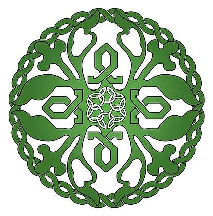 Screen Door Magnets - Celtic