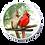 Thumbnail: Electric Stove Burner Covers - Cardinal