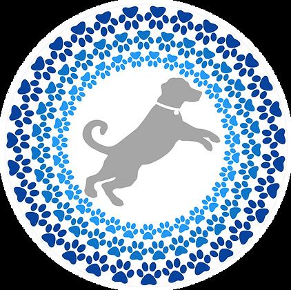 Screen Door Magnets - Dog Mosaic