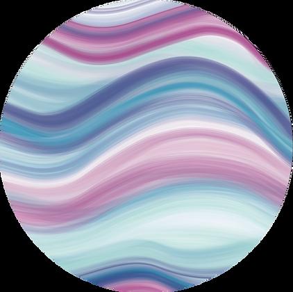 Screen Door Magnets - Color Wave