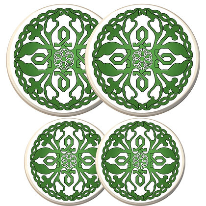 Electric Stove Burner Covers - Celtic