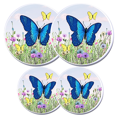 copy of Electric Stove Burner Covers - Butterfly