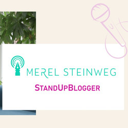 Merel Steinweg - StandUpBlogger