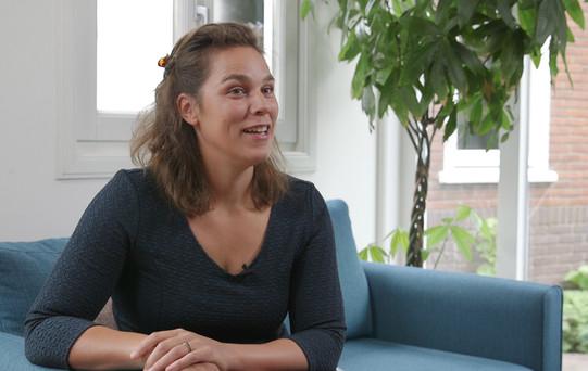 Interview met Merel Steinweg de StandUpBlogger