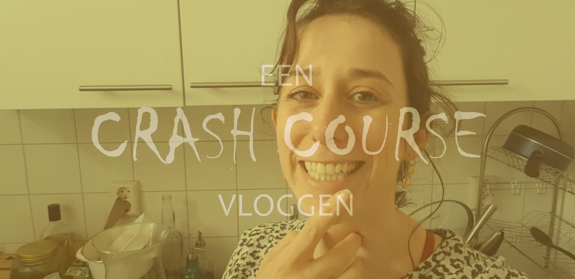 Crash course vloggen, titel