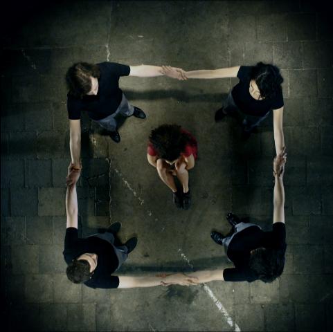 EX01 Dance Film EXPLORE dancer Yael Cibu