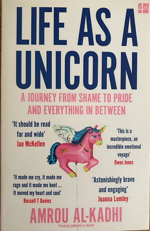 Life as a Unicorn - Al-Kadhi, Amrou