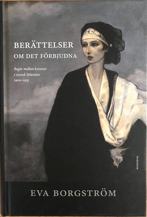 Berättelser om det förbjudna - Borgström, Eva
