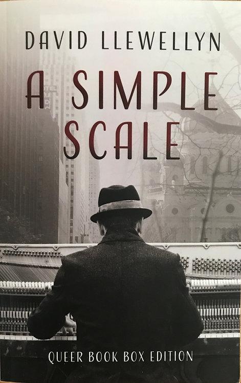 A Simple Scale - Llewellyn, David