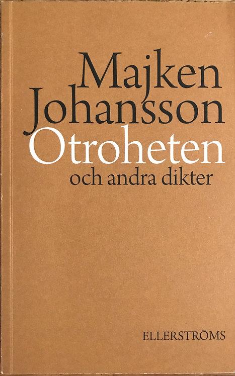 Otroheten och andra dikter - Johansson, Majken
