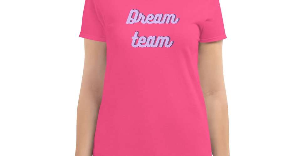 DT Women's short sleeve t-shirt