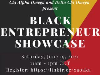 JUNETEENTH: Black Entrepreneur Showcase