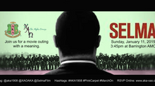 March On - Selma Movie Outing