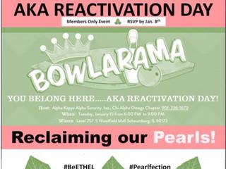 AKA REACTIVATION DAY