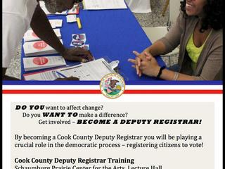Become a Deputy Registrar