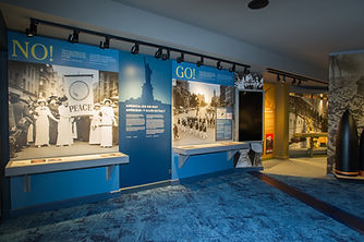Chateau Thierry Monument Interpretive Center
