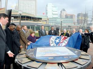 Baltimore Visitor Center Trailhead