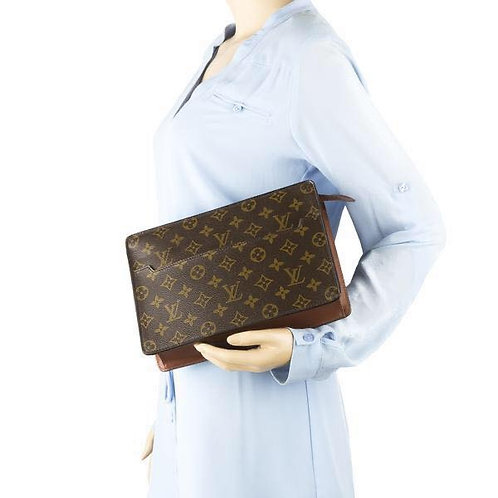 LV Homme Clutch