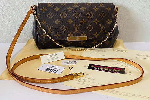 LV Favorite MM Crossbody Bag