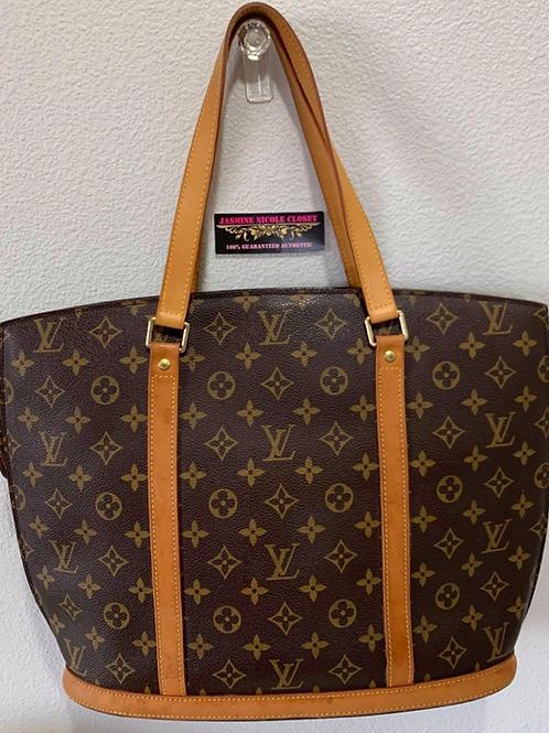 LV Babylone Tote Bag