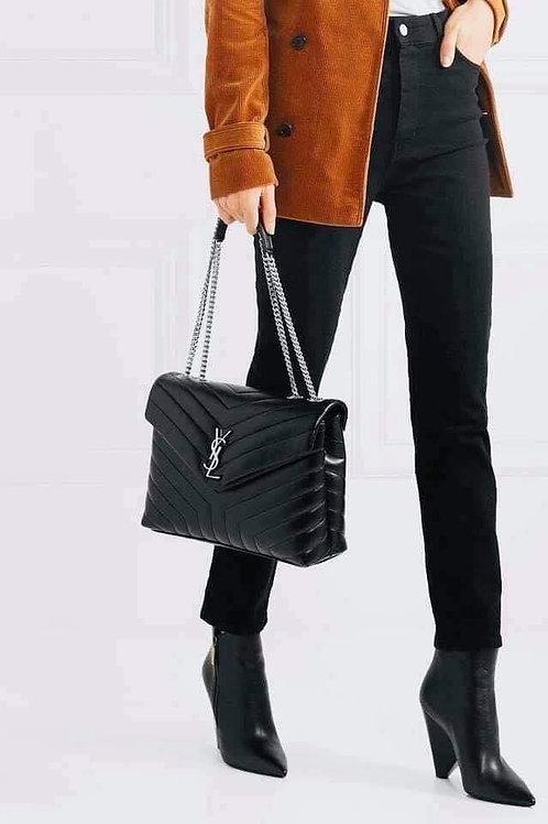 YSL Medium Loulou Cross Body Bag