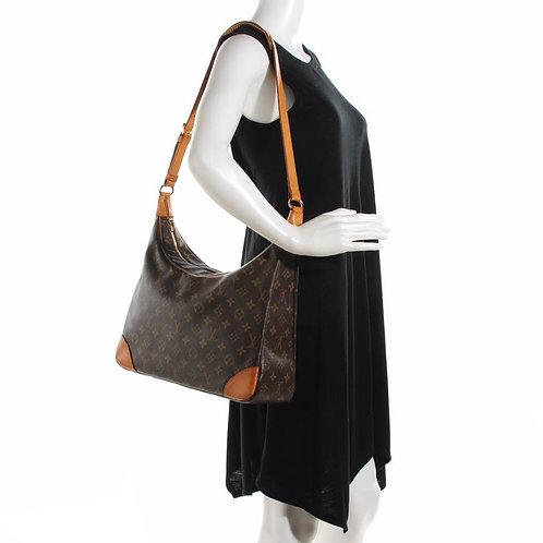 LV Boulogne 35 Shoulder Bag