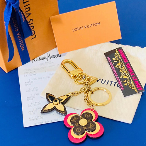 LV BLOOMING FLOWERS CHARM
