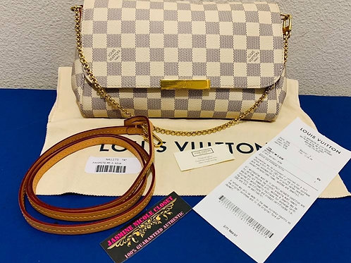 LV Favorite MM Azur