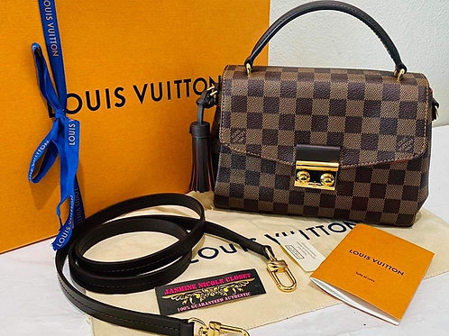 LV Croistte Crossbody Bag