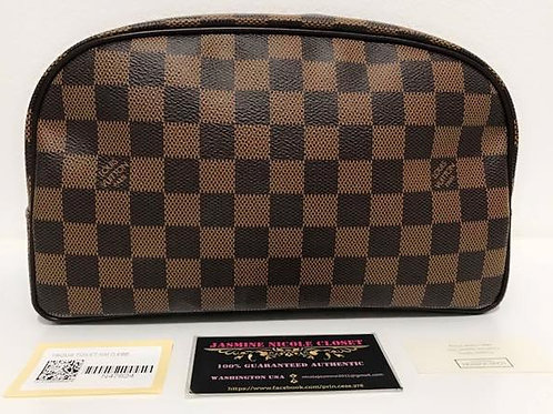 Excellent Used Condition Authentic LV TOILETRY BAG 25 Ebene
