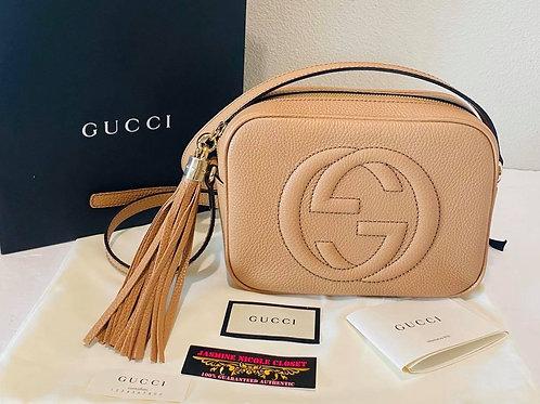 Brand New Gucci Soho Crossbody