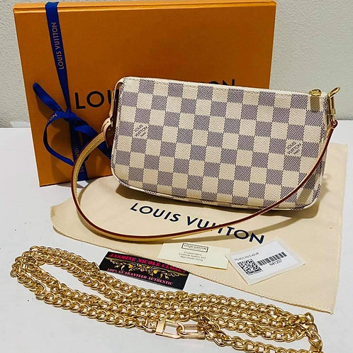 Brand New LV Pochette Accessories