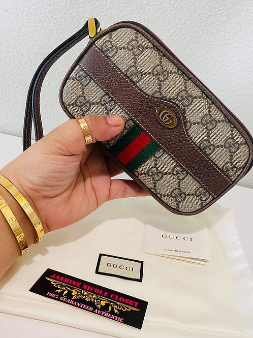Brand New Gucci Ophidia Pouch