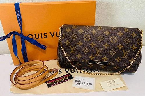 LV Favorite MM sold