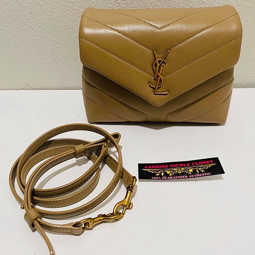 YSL Toy Loulou Crossbody Bag