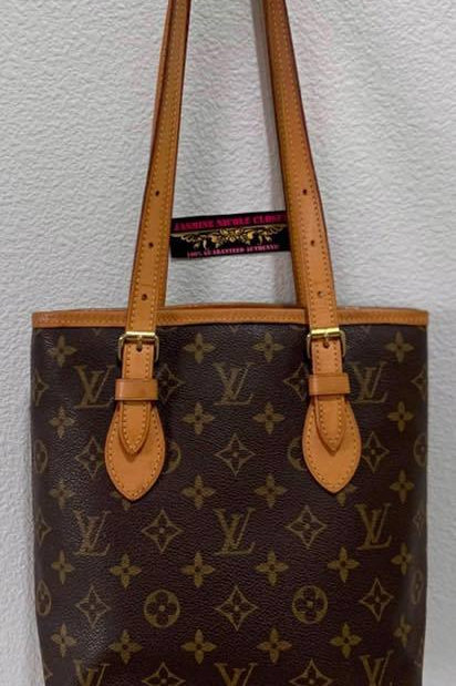 Pre Owned Rare LV Bucket PM