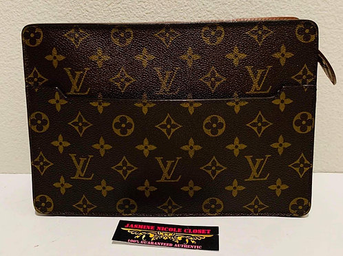 LV Homme Clutch Bag  with dust bag