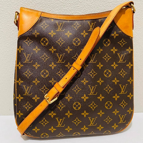 LV Odeon MM Crossbody Bag