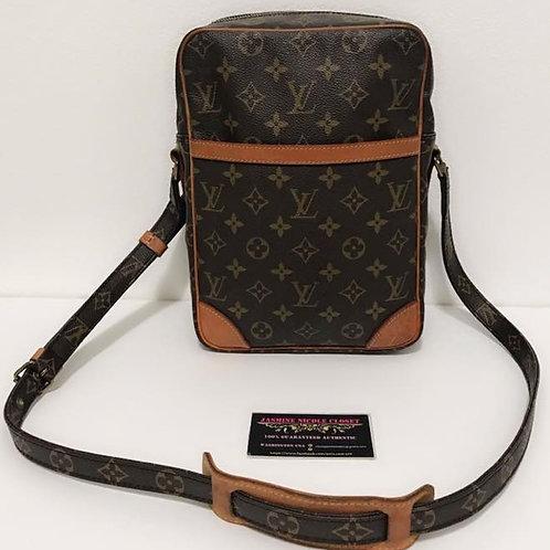 Pre Owned Authentic LV Danube MM Crossbody Bag