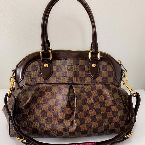 Pre Owned Rare Authentic LV Trevi PM Bag
