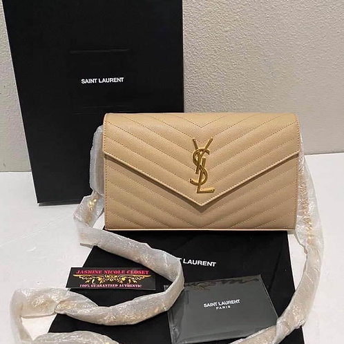 Brand New YSL Large WOC Crossbody
