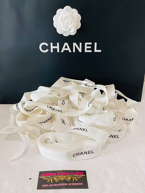 Chanel  gift ribbon