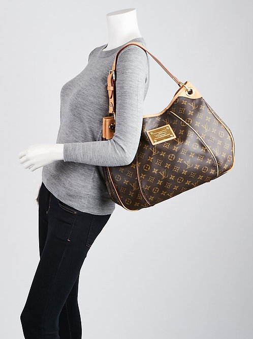 Authentic LV Galliera PM Shoulder Bag