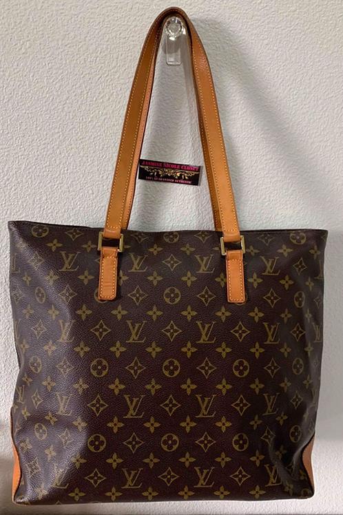 Authentic LV Cabas Mezzo Shoulder Bag