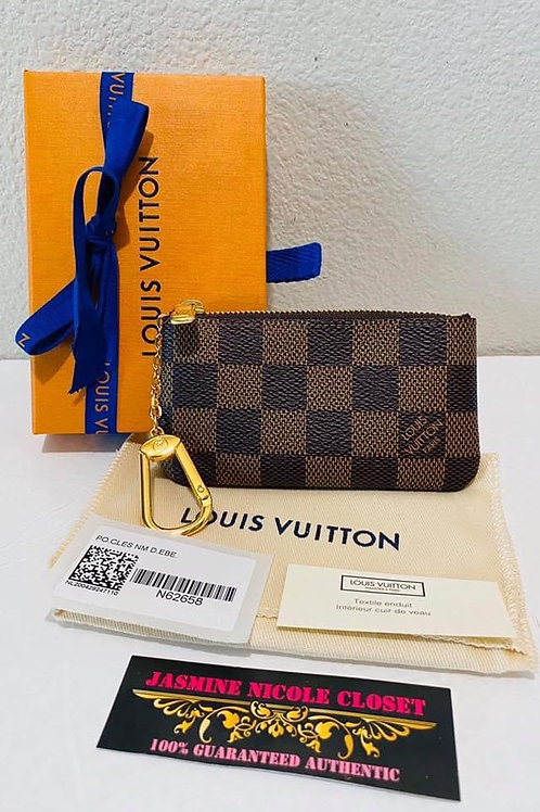 Brand New LV Key Cles