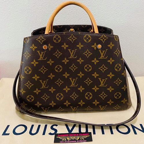 LV Montaigne MM Bag