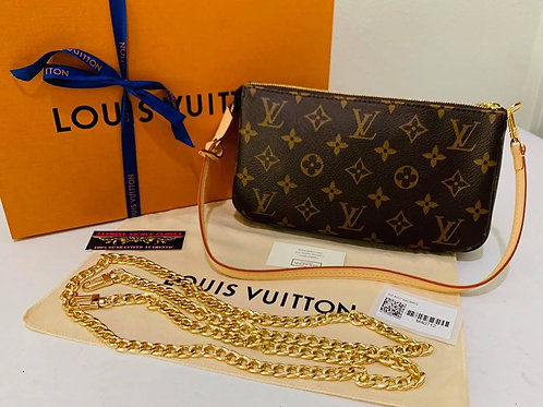 Brand New LV Pochette Accessories New Model