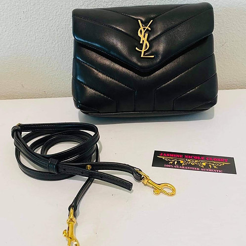 Brand New YSL LOULOU TOY Gold