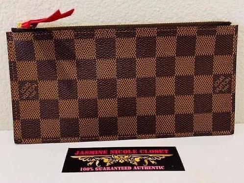 Brand  New LV pouch Felicie Ebene
