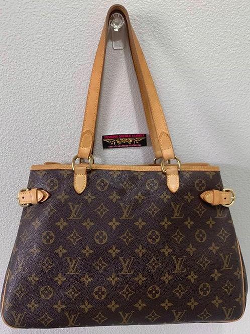 Pre Owned Rare Authentic LV Batignolles Horizontal Shoulder Bag